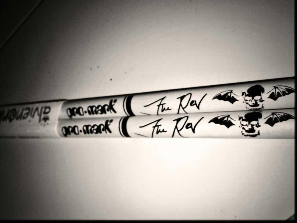The Rev Drumming Wallpaper Pesen Stick Drum The Rev