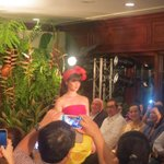 RT @usembassymanila: .@annecurtissmith wearing Dita Sandico-Ong on the runway #ForwardFashion http://t.co/WfyxIHwMLT