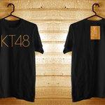 jualan48: [READY STOCK] KAOS JKT48 GOLD   HARGA 80K (free sticker)   INFO PEMESANAN 085726803784 http://t.co/qismUttoBv