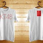[READY STOCK] KAOS JKT48 WHITE #1 | HARGA 80K (free sticker) | INFO PEMESANAN 085726803784 http://t.co/c0gi8lZKUm