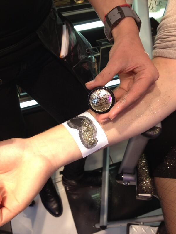 Make Up For Ever tattoo @sephora! #VFNO #beauty http://t.co/euoYpW9ldK