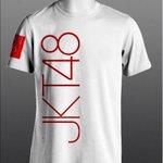 [READY STOCK] KAOS JKT48 WHITE #2 | HARGA 80K (free sticker) | INFO PEMESANAN 085726803784 http://t.co/pUYuJgCv9s