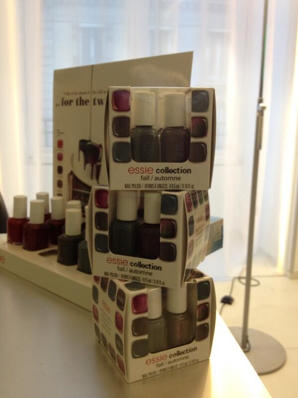 Discover #essiepro's 6 star shades for Fall  #VFNO #beauty http://t.co/UOhxomKg6Z