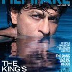 This was an alternate @iamsrk cover. I got fully vetoed by filmfarers