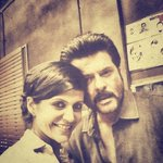 And that's a picture of Nikita Rai with Jai Singh Rathod.. @AnilKapoor @24onColors http://t.co/TijvxqMZnT