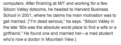 Khan Academy'nin kurucusu Salman Khan, MIT'den sonra HBS'e gitmiş çünkü: http://t.co/VNqoajguHm