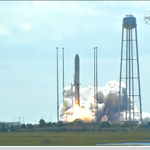 And we have launch of #Antares taking #Cygnus to the #ISS
