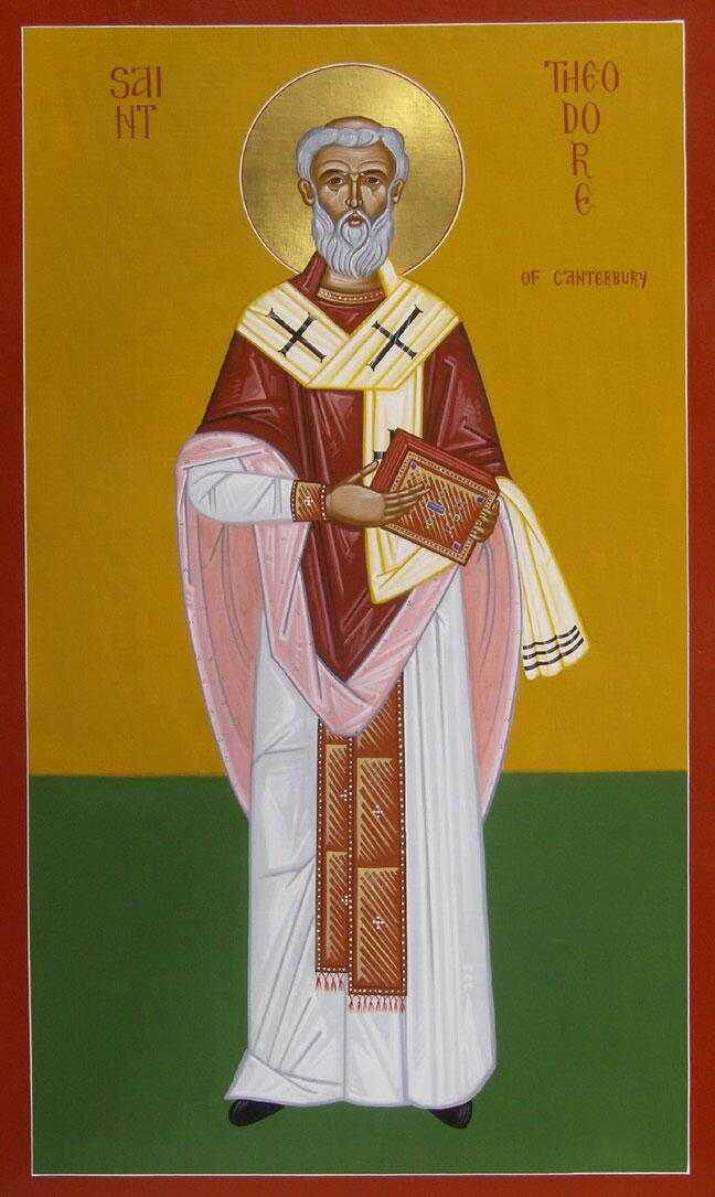 """RT @cath_cov: """"All who wished for instruction in the Scriptures found teachers ready to hand"""" Bede on archepiscopate of Theodore http://t.co/49UmuRBlvh"""