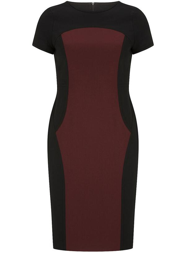 Dorothy Perkins (@Dorothy_Perkins): We're in ♥ with this Black & Berry Pencil Dress. RT if you'd love to win this! #Tweetitwinit http://t.co/2UXToijXCo http://t.co/gpF3BlCByx