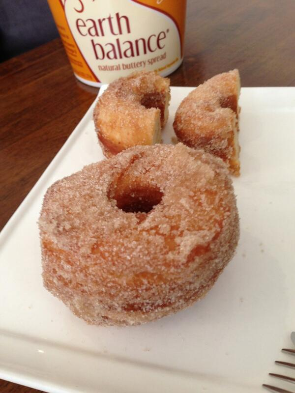 RT @ZagatPhilly: Vegan cronut-style dessert at @vedgerestaurant > all other cronut copycats http://t.co/wh0oulurtw