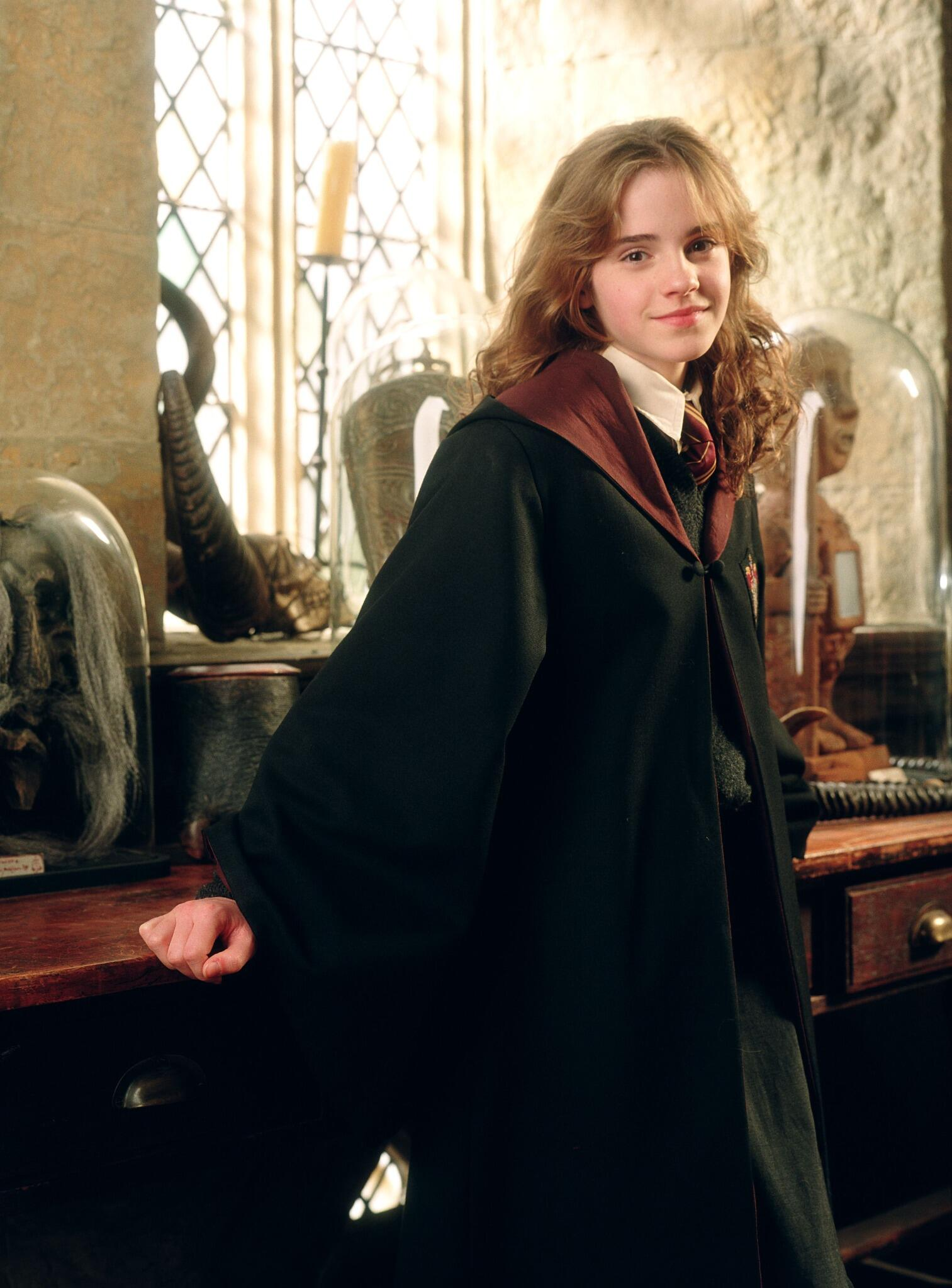 Happy birthday to clever and courageous Hermione! You are our perfect heroine! http://t.co/5DJFTJFF1z