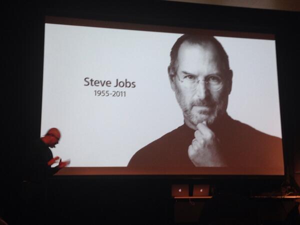Doctor Finder! (@drfinder): Steve Jobs Forever!!! #MacSysAdmin http://t.co/DjbmUnQZou