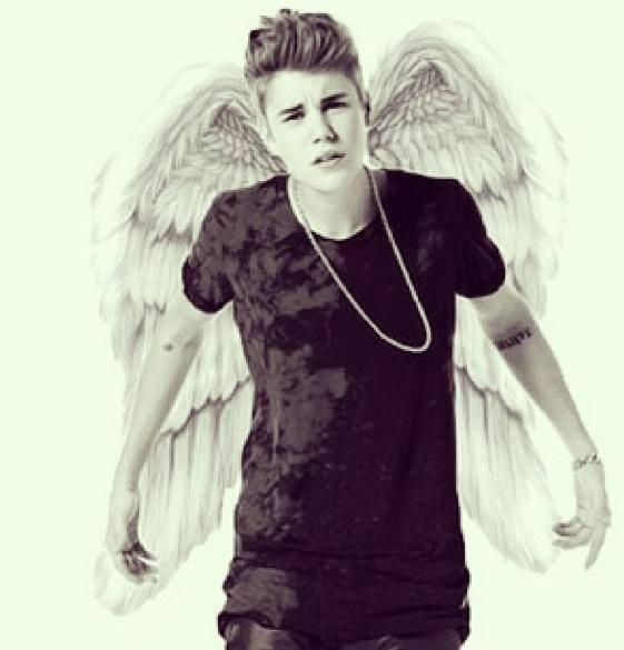 Justin is our angel. http://t.co/tfYxyxGoDb