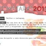 Image of tomatapas2013, ferialorca, feriadelorca from Twitter