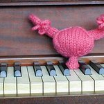 RT @marcuschown: RT if you think UK would be better run by this knitted uterus playing piano than by David Cameron  http://t.co/lSofEaJjCq …
