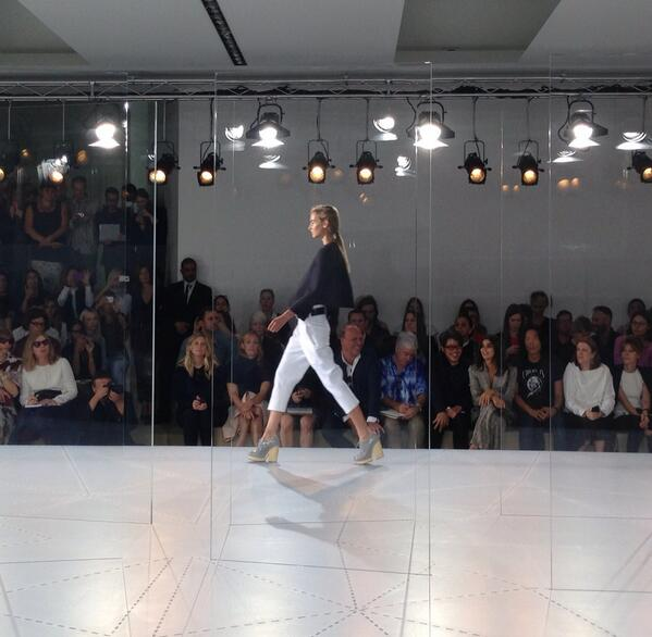 First look at #JilSander #SS14 http://t.co/nHlwxKotK3