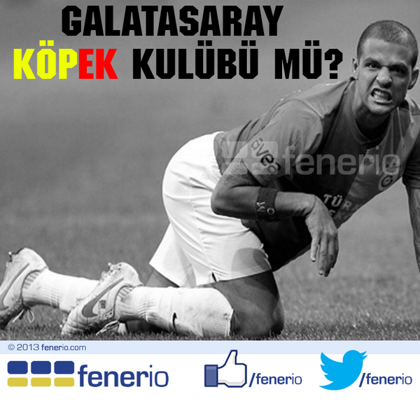 Yine Melo yine bir olaylı maç. http://t.co/RZk0Yz84e8