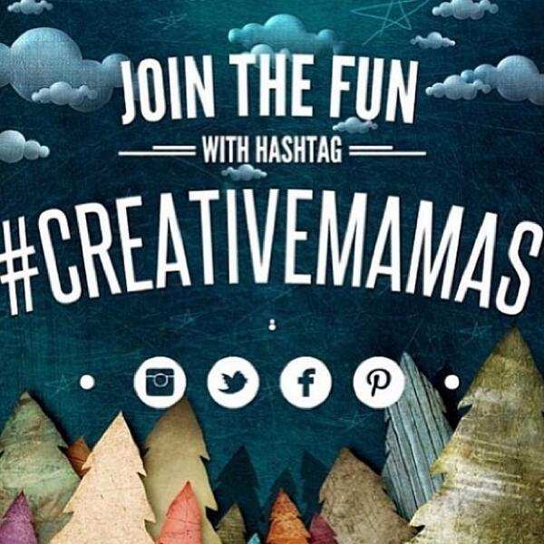 All you mamas with a passion for creating- tag your photos (IG, Twitter, FB) with the #creativemamas hashtag so w... http://t.co/CKRkgHPwy4
