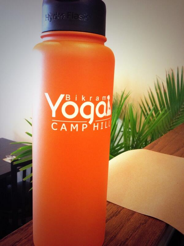 Hydro Flask = Perfect Yoga Bottle!