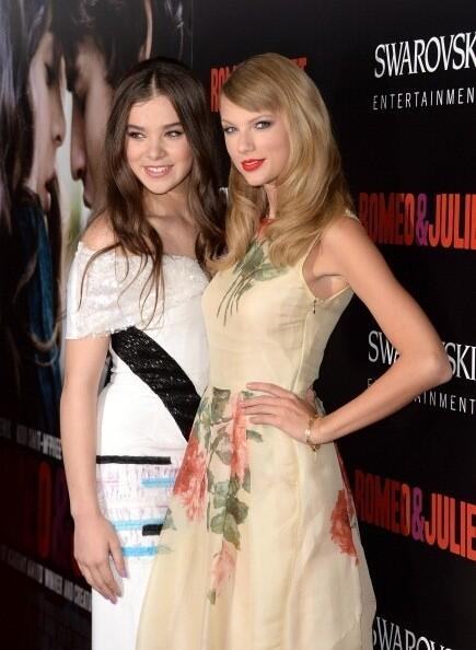 Taylor and Hailee Stenfield! http://t.co/3gkQ2CpnA4