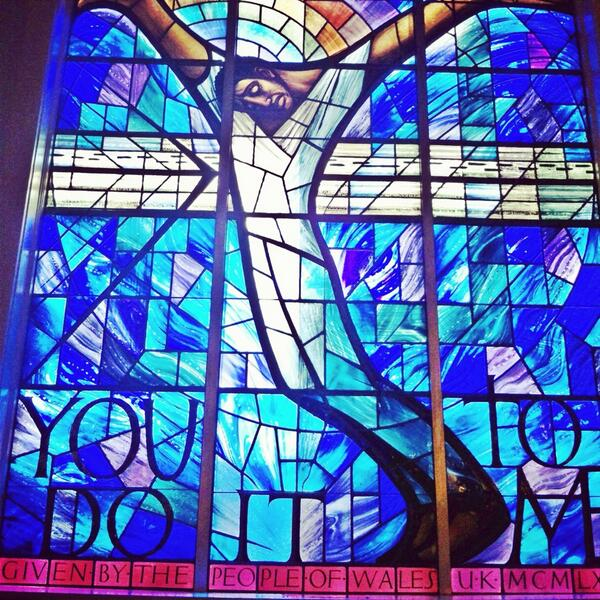 Cerith mathias twtrland for 16th street baptist church stained glass window