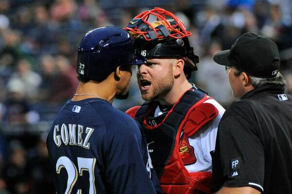 Nope...not crossing the plate! Thx for playing! #Braves http://t.co/C4zrKggHRg