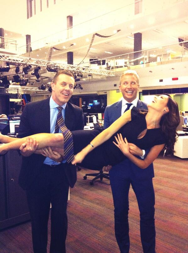 Watch our last @TenLateNews show together tonight - it will give you a lift! @hamishNews @bradmcewan10 #tenlate http://t.co/PHBrbZpg2X