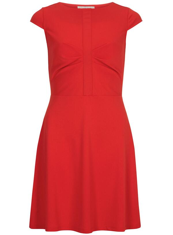 Dorothy Perkins (@Dorothy_Perkins): #TweetItWinIt We'd choose this hot Red bow crepe dress (£25.20) RT to #Win http://t.co/lhqetumxHD #LadyinRed http://t.co/UBtKcR1ncs