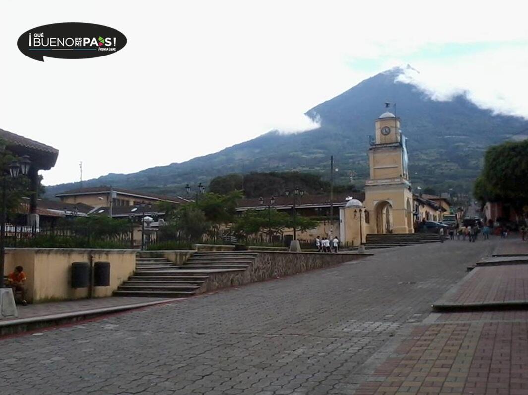 #Québuenoesmipaís el usuario Gabriel JF comparte esta imagen de  Ciudad Vieja, Sacatepéquez. http://t.co/thlPLbyolv
