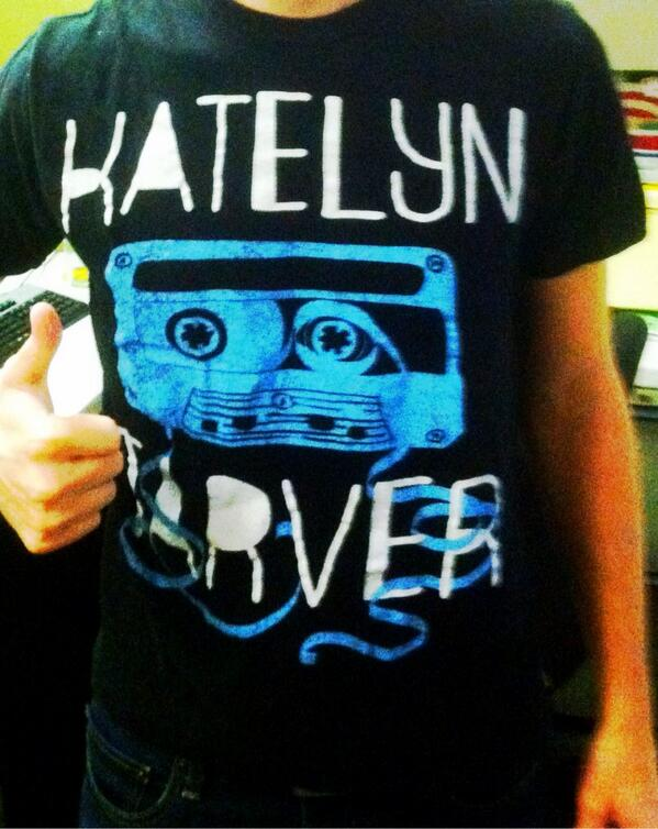 Getting dressed for tonight's @honorsociety show. @katelyntarver shirt fits like a glove! http://t.co/1AYIiAp9R1