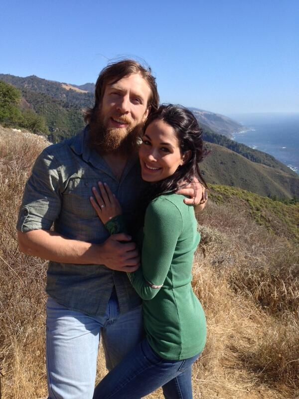 Daniel Bryan Girlfriend 2013 Photo: Daniel Bryan Af...