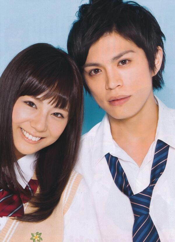 みなさん、こんばんは! 今夜は「やまじょ」最終話です!さあ、山田とうららの関係はいったいどうなる? Tonight、ぜひ