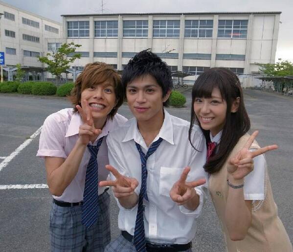 「山田くんと7人の魔女」卓也さんとまりやさん、、、今まで、いろいろありがとう!Thank you for everyth