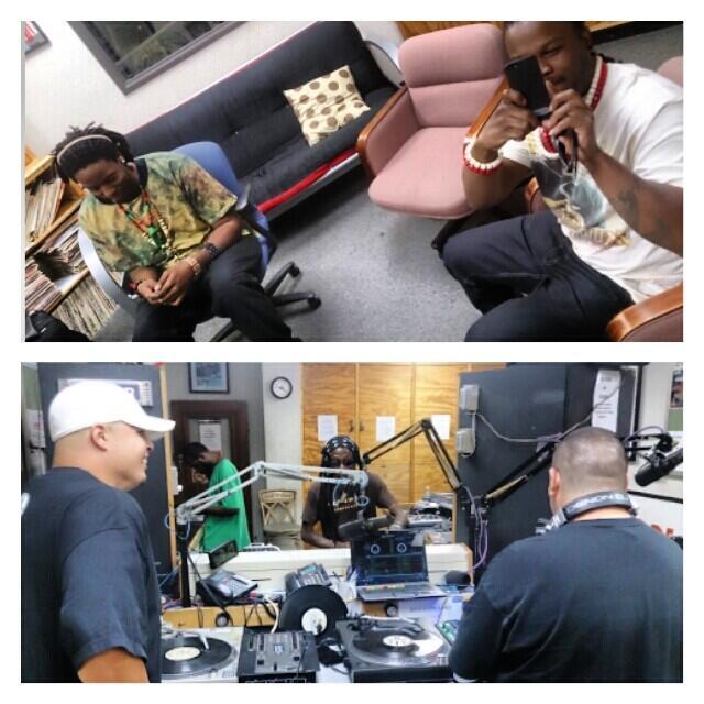 We over here at the #KnonRadioStation #ShowinLove #ShowinRespect #LongestRuninHipHopStationInTheWorld #PStheReBels http://t.co/Q8DVASEim1