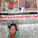 My condolences and prayers for this small girl, who gave up her life in an abandoned  deep pit. RIP.