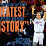 On Fan Appreciation Day today, the @Mets will induct Mike Piazza to their Hall of Fame »