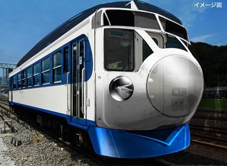 四国に新幹線が走る!! RT @kitakasukabe どうやらJR四国は、0系仕様のキハ32型を来年3月に登場させるようです(震え声) http://t.co/H3fox2W1i5 http://t.co/n7peRCJht9