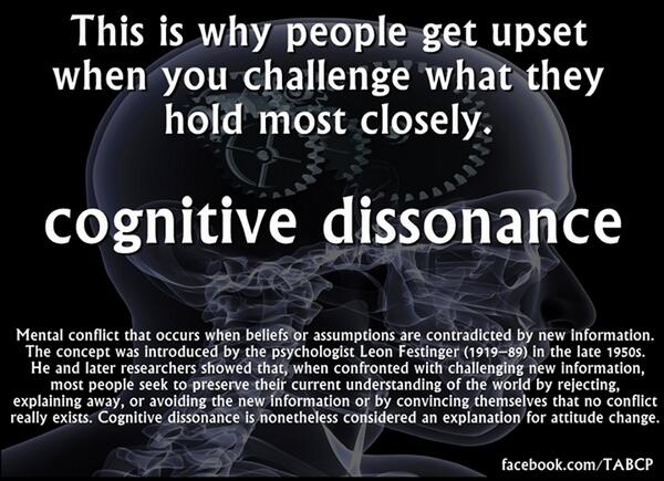 Cognitive dissonance. http://t.co/B5VGShWPXh