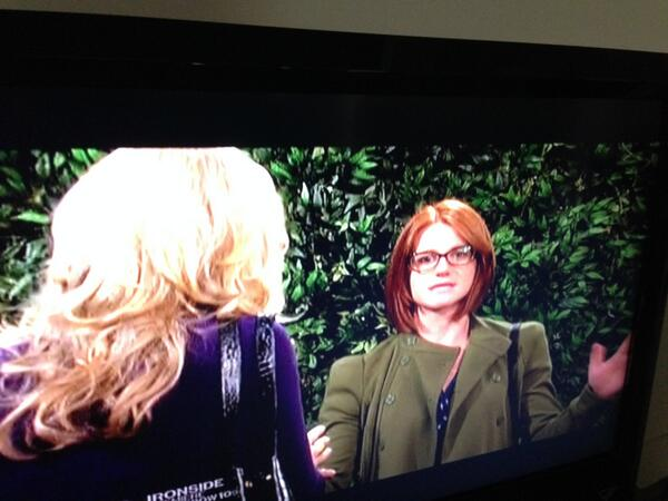 jennifergoodman (@jenngoodman): @andiebolt flipping channels and stoked to see your lovely face on @nbcdays! http://t.co/Bwsp57eEWV