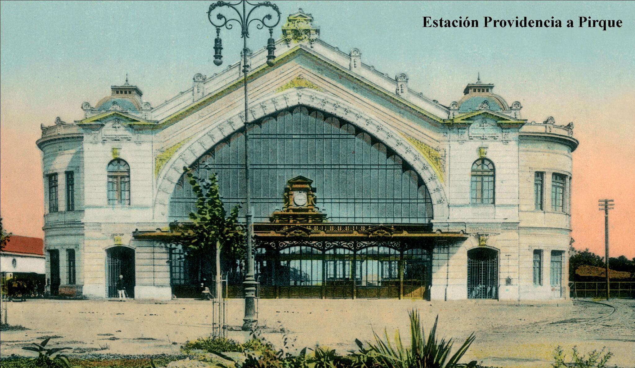 #Santiago Estación a Pirque que estaba ubiucada en Plaza Italia http://t.co/03CmVEFt5j