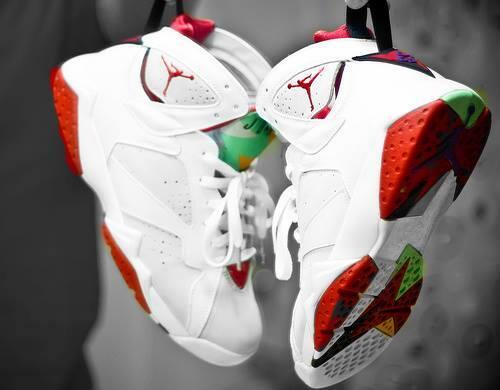 "RELEASE UPDATE | Rumors that the ""Hare"" 7's (VII) will re-release in the early months of 2014!! http://t.co/x2V6csmRyK"