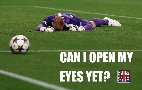 BVmUW8uCMAA1Pn3 Joe Hart puns & jokes abound after two mistakes in Man Citys 3 1 defeat to Bayern Munich