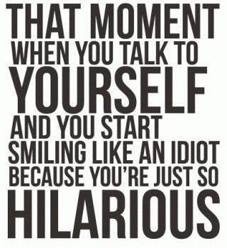 Everyday-all the time-I crack myself up! #talkingtomyself #funnystuff #WhoDat http://t.co/XYMfDDGPPr