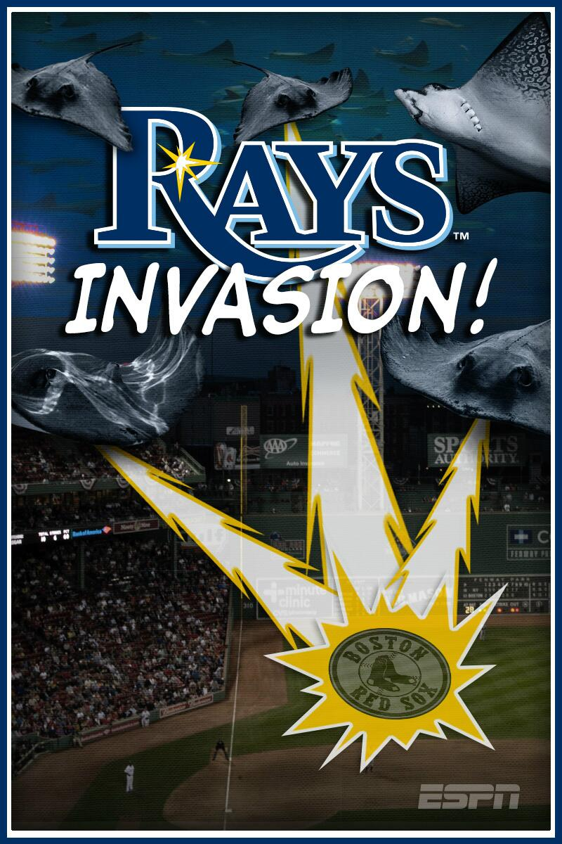 And the Rays' impressive roadtrip continues!  Boston better be ready for what's coming its way... http://t.co/CggvehBxGc