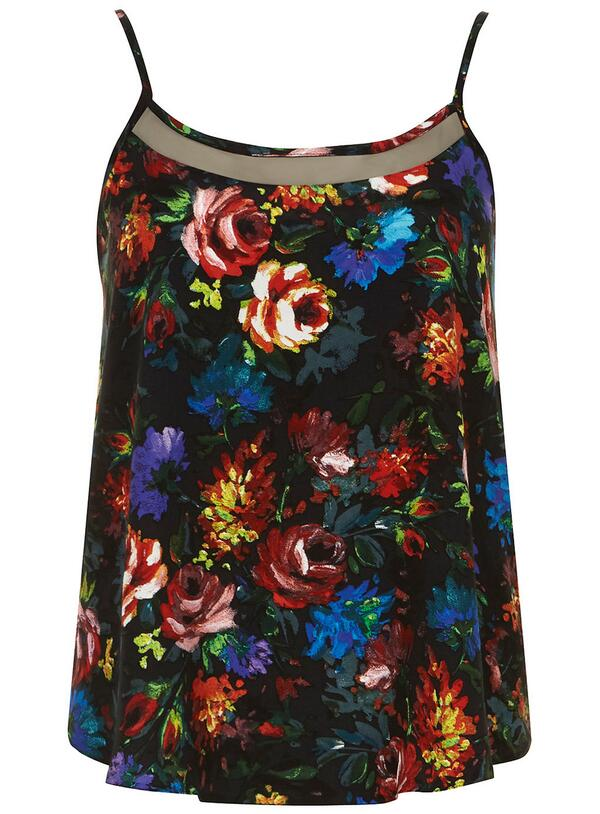 Dorothy Perkins (@Dorothy_Perkins): We wish we could enter #Tweetitwinit We ♥ this Winter floral cami! RT to win it today! x http://t.co/zswuLJx5xG http://t.co/tJvUBFmb5o