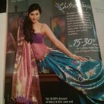 RT @crhemanth: Pic- @shrutihaasan poses for Kalanjali http://t.co/mdYyIcysaK