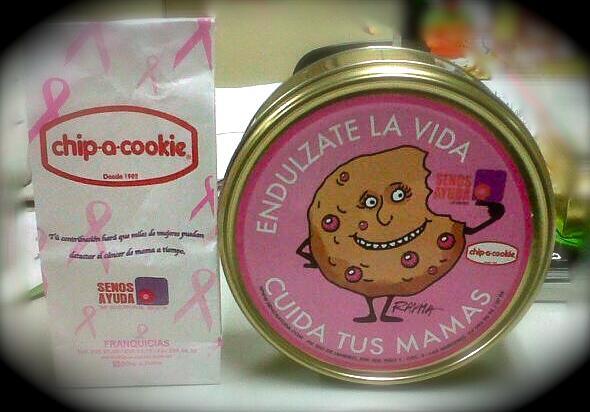 Lleva tus galletas en lata conmemorativa al mes Int de la lucha contra el cáncer de mamas y colaboras con @Senosayuda http://t.co/QlxwiuHHCM
