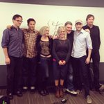 Great visit from @TanyaDonelly today at the Pandora Oakland office! http://t.co/ajmRR8pf3b