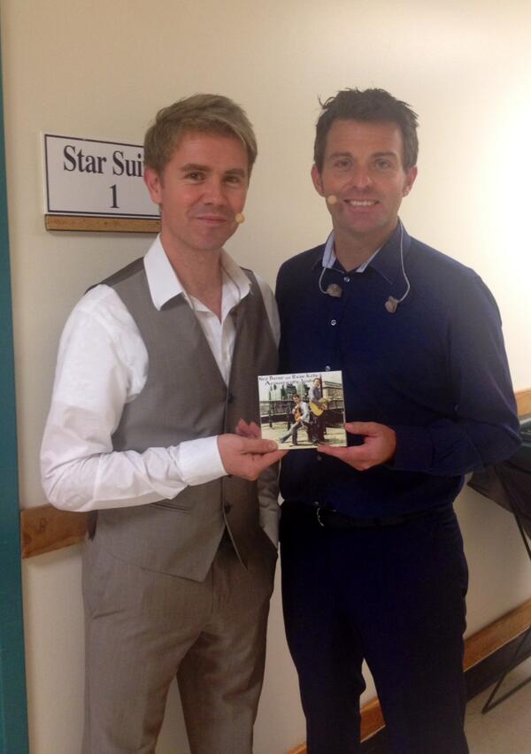 Acoustic Candlelight (@acousticbc): @neilbyrne_CT and @RyanKellyMusic with new album