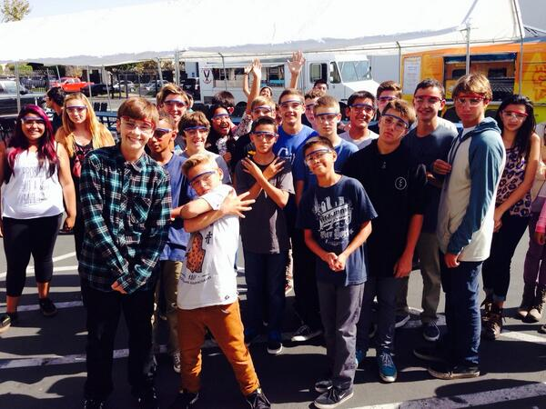 RT @HermosaSchools: Hermosa Valley Middle School 8th Grade Tech Students at ACE Clearwater for Manufacturing Day. #21stcenturylearning http://t.co/1bl36gMdGo